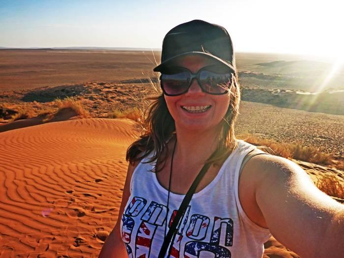 Deine Reiselust | Breena in Namibia
