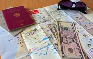 Deine Reiselust   Geld wechseln in Deutschland