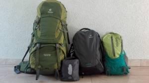 Deine Reiselust | Rucksäcke