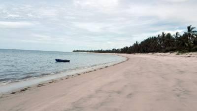 Pagani Beach in Tansania