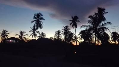 Paje auf Sansibar