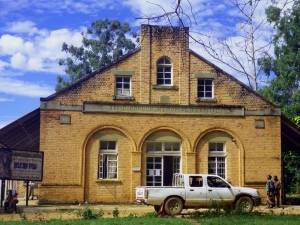 Deine Reiselust | David Gordon Memorial Hospital in Livingstonia