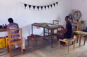 Deine Reiselust | Arbeiter im Manchewe Center