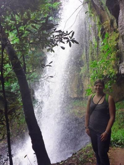 Deine Reiselust | Breena bei den Manchewe Falls