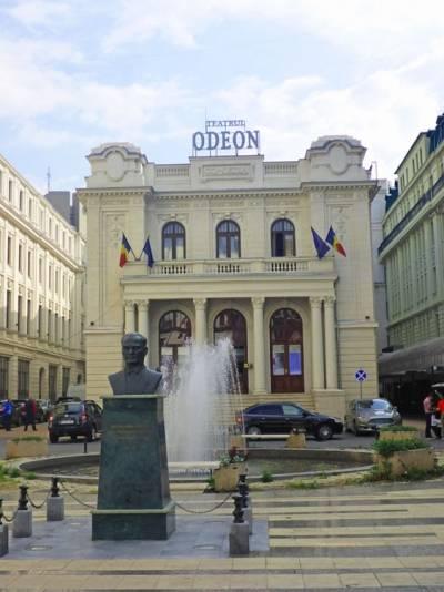 Deine Reiselust   Odeon Theater