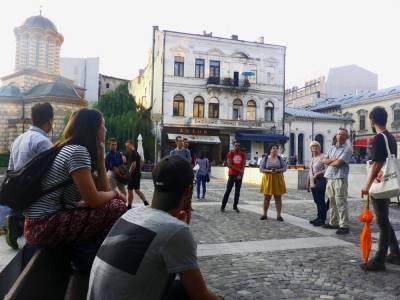 Deine Reiselust   Story of Bucharest