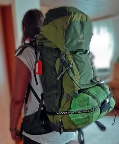 Deine Reiselust | Packliste