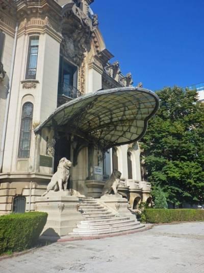 Deine Reiselust | George Enescu Museum