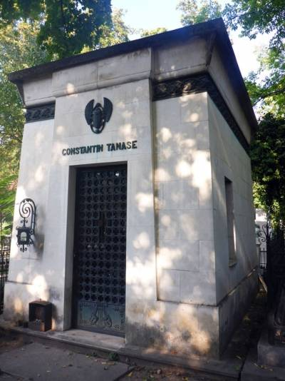 Deine Reiselust | Bellu Cemetery