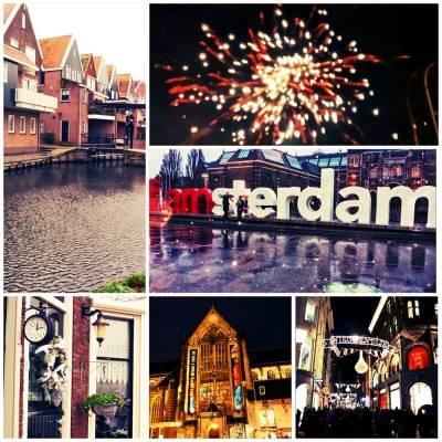 Deine Reiselust | Jahresrückblick 2018 - Silvester in Amsterdam