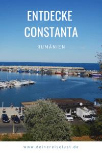 Deine Reiselust | Entdecke Constanta