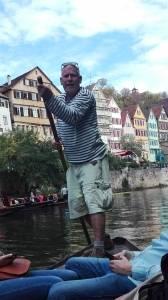 Deine Reiselust | Jahresrückblick 2018 - Stocherkahnfahrt in Tübingen