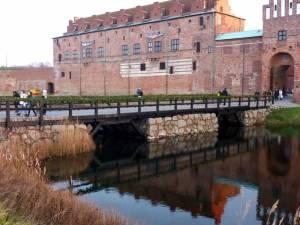 Brücke zu Malmöhus slott