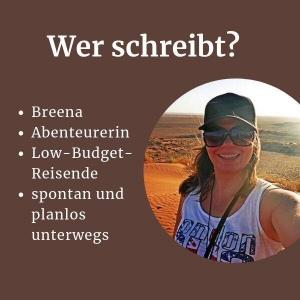 Breena Autorenvorstellung - Wer bloggt hier?
