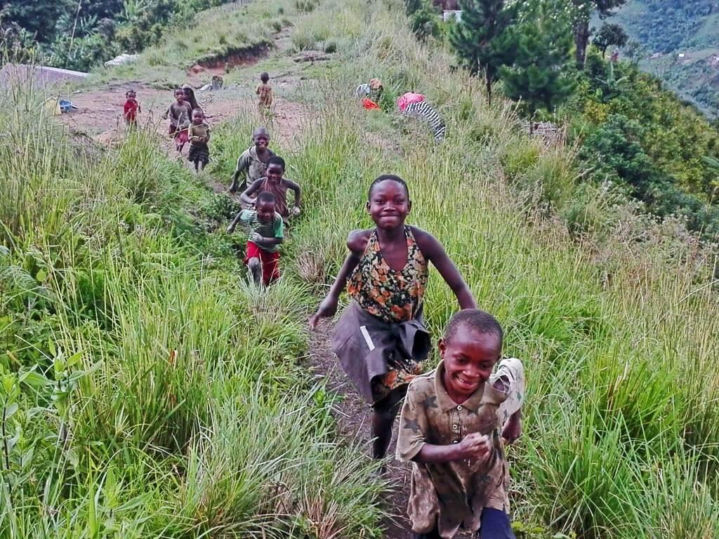 Uganda und Ruanda Rundreise - Backpacking Route und Kosten